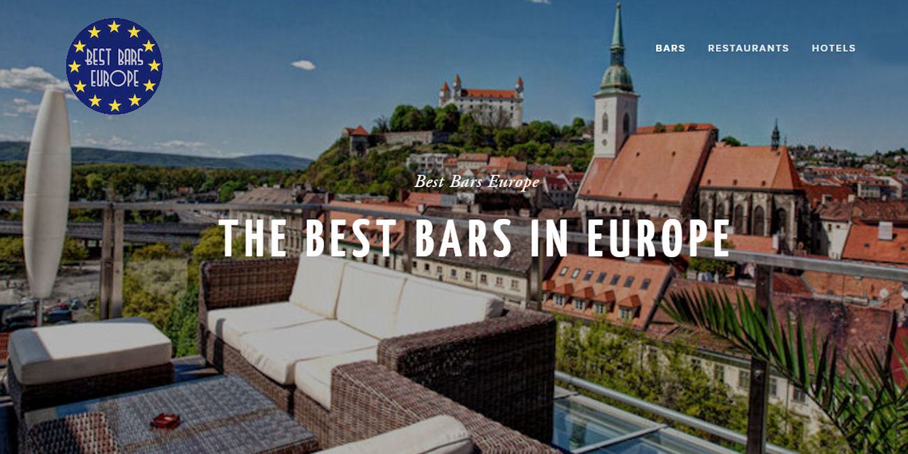 The Best Bars in Europe