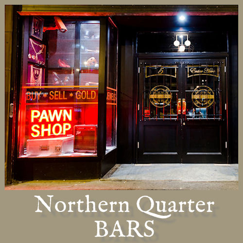 click here for Manchester Northern Quarter Bars