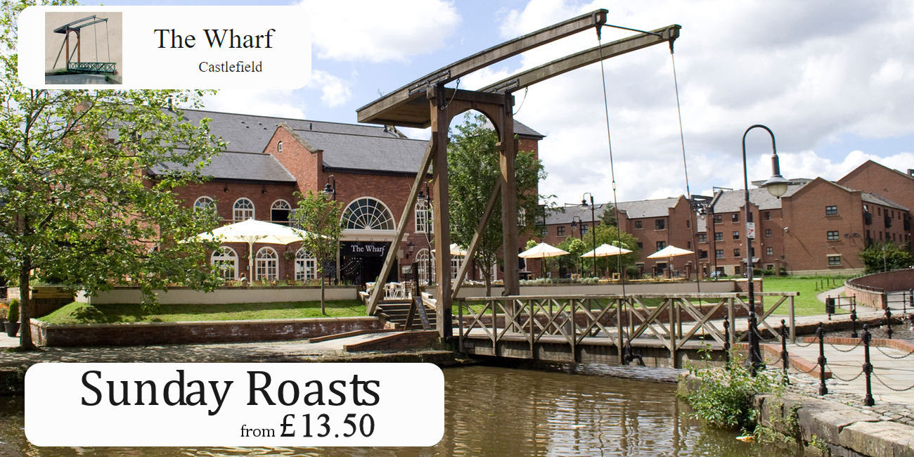 The Wharf Restaurant Manchester