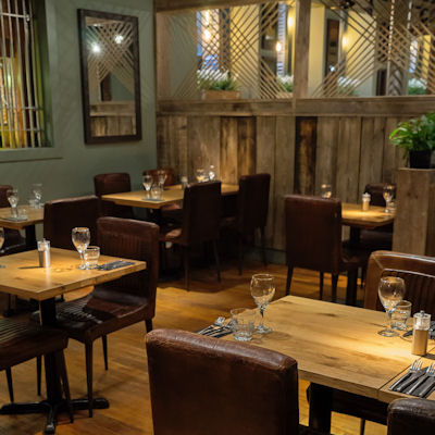 Restaurants near the Royal Exchange Manchester - Featherblade Manchester