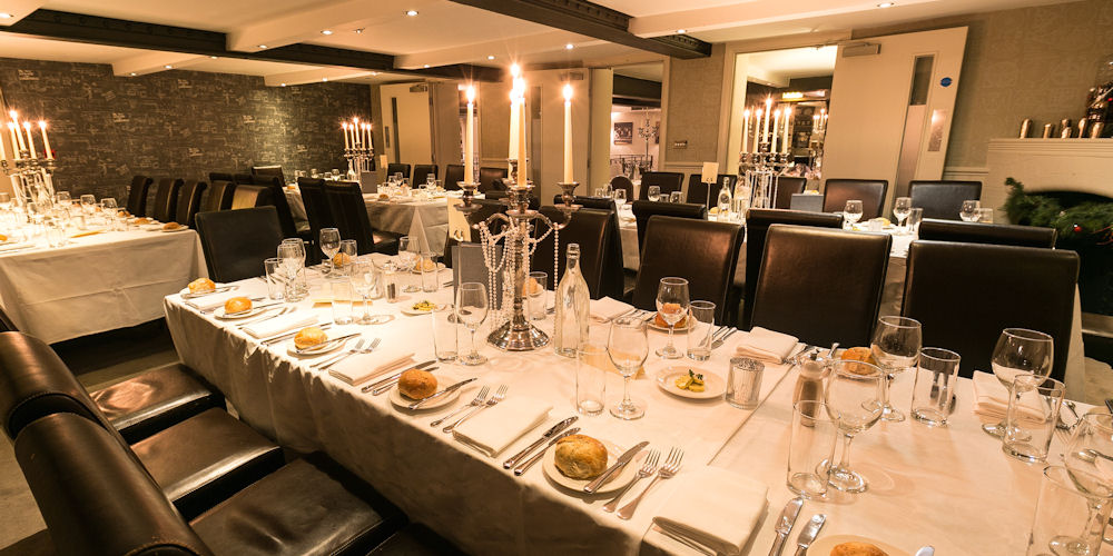 Manchester Restaurants - Great John Street Hotel