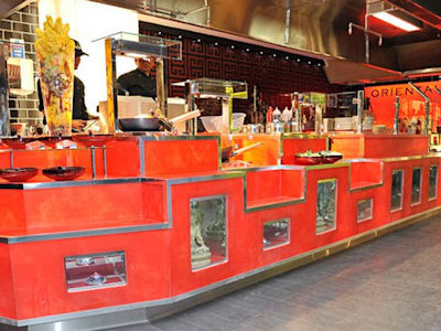 Red Hot World Buffet Manchester