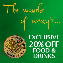 Waxy O'Connors Manchester