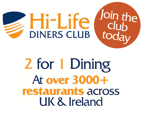 2 meals for the price of 1 in Manchester