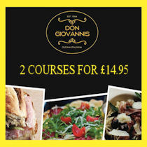 Don Giovannis Manchester