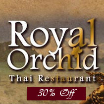 Royal Orchid Thai Restaurant Manchester